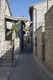 Assisi Photos libres de droits