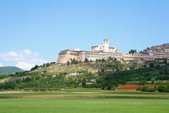 Assisi Stock Image