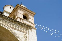 Assisi Royalty Free Stock Photos