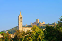 Assisi Fotografia Royalty Free