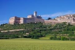 Assisi royaltyfri fotografi