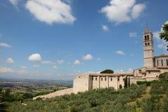 Assisi arkivbilder