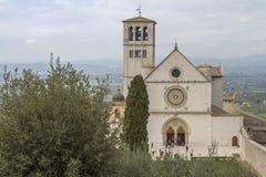 Assisi Imágenes de archivo libres de regalías