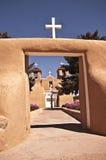 assisi church de弗朗西斯科・圣 库存照片