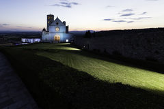 Assisi domkyrka Royaltyfri Foto