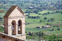 Assisi, Italië stock foto's