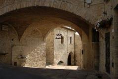 Assisi, Italia fotografia stock