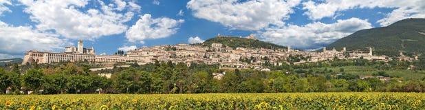 Assisi, Italia fotografía de archivo libre de regalías