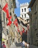 Assisi, Italien lizenzfreies stockbild
