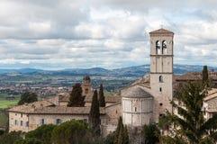 Assisi, Italien Stockfotografie