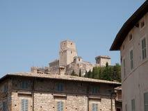 Assisi-Italy Stock Photos