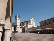Assisi-Italy Stock Photo