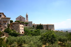 Assisi in Italy Royalty Free Stock Image