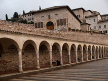 Assisi,italy Stock Photography