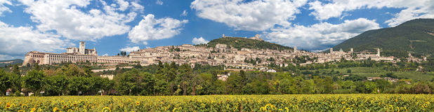 Assisi,  Italy Royalty Free Stock Photography