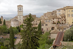 Assisi, Italy Stock Images