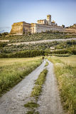Assisi in Italy Umbria Royalty Free Stock Images