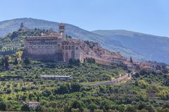 Assisi, Italy Royalty Free Stock Images