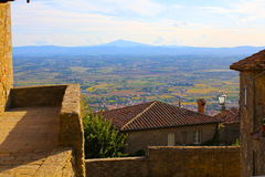 Assisi Landscape, Italy Stock Images