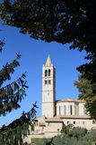 Tower of Assisi Royalty Free Stock Photo