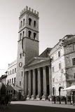 Assisi's tower Royalty Free Stock Image