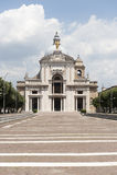 Assisi, Santa Maria degli Angeli Stock Image