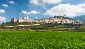 Assisi, Umbria, Италия Стоковая Фотография