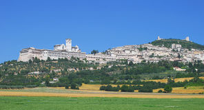 Assisi,Umbria Royalty Free Stock Photo