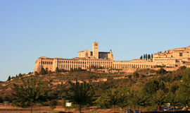 Assisi, umbria Royalty Free Stock Photography