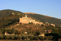 Assisi, Umbria Royalty Free Stock Image