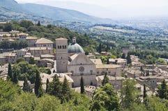 Assisi. Umbria. Italy. Stock Photos