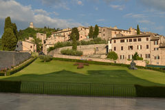 Assisi in Umbria - Italy Royalty Free Stock Image