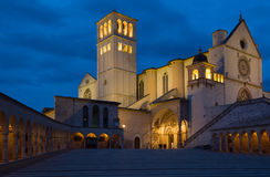 Assisi, Umbria, Italy Stock Photo