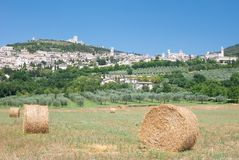 Assisi,Umbria,Italy Stock Photography