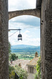 Assisi Umbria Italy Landscape Stock Photography