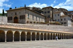 Assisi - Umbrien - Italien - Europa Stockfotos