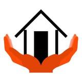 Assistência ao domicílio Imagem de Stock Royalty Free