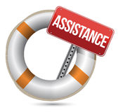 Assistance Concept Stock Photo