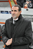 Assistant coach Angelo Alessio of Juventus Stock Image