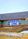 Assisted living apartments. Royalty Free Stock Image