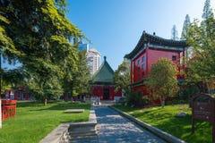 Assistent gebouw-paviljoen van het paviljoen van PrinsTengTengwang royalty-vrije stock afbeeldingen