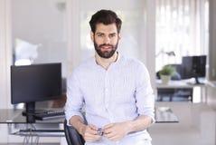 Assistente financeiro novo fotos de stock