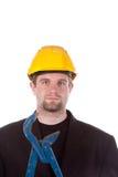 Assistente tecnico Immagini Stock