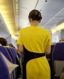 assistentes do voo, aeromoça de ar imagem de stock royalty free