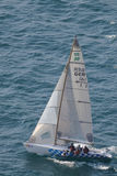 Asso 99 sailing during Centomiglia 2012 Royalty Free Stock Image