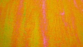 Assoalho da madeira Cursos da pintura acrílica do Grunge na superfície Teste padrão gravado Placa impressa lona Parede manchada c foto de stock