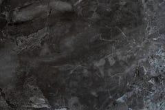 Assoalho de mármore cinzento preto do fundo do teste padrão da parede fotos de stock royalty free