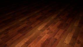 Assoalho de madeira foto de stock royalty free