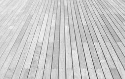 Assoalho de madeira branco fotos de stock royalty free