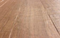 Assoalho de madeira interno a casa Fotografia de Stock Royalty Free